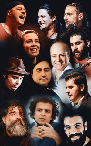 فراز و نشیبهای موسیقی راک ایران صخره نوردان