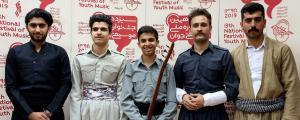 پنجمین روز جشنواره ملی موسیقی جوان