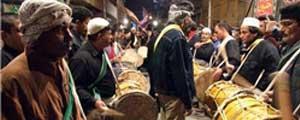 از «دُم دُم سحری» تا سنج و دمام حزنانگیز بوشهریها