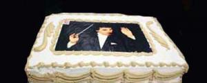 جشن میلاد شهرداد روحاني در سالن ميلاد