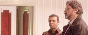 علیزاده همراه ارکستر ملی «دلشدگان» را با صدای محمد معتمدی اجرا میکند