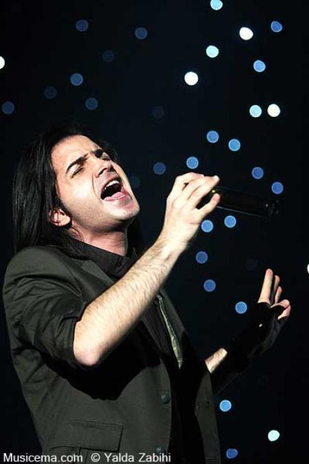 محسن یگانه در نژادفلاح کرج کنسرت خواهد داد