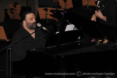 گزارش تصویری موسیقی ما از کنسرت علیرضا عصار در تالار بزرگ وزرات کشور - 1
