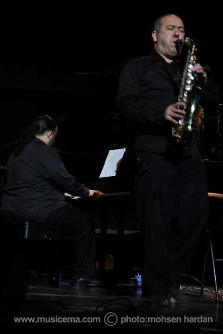 گزارش تصویری موسیقی ما از کنسرت علیرضا عصار در تالار بزرگ وزرات کشور -2