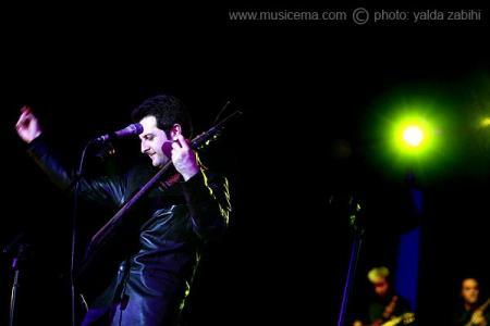 گزارش تصویری «موسیقی ما» از کنسرت گروه آریان در برج میلاد - 2