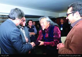 مرادخانی: فرهنگ و امنیت ایران را به رخ دنیا کشیدیم