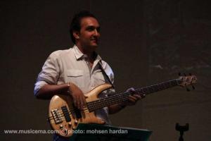 عکسهای کنسرت مهدی مدرس در اریکه ایرانیان تهران - 1