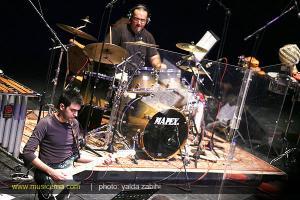 گزارش تصویری از کنسرت گروه «آرس نوا» در تالار وحدت