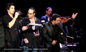 گزارش تصویری از کنسرت فرزاد فرزین در برج میلاد - 2
