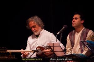 کنسرت مجید درخشانی و وحید تاج در قائمشهر