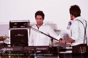 گزارش تصویری از کنسرت علی لهراسبی در کرج - 2