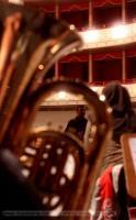 گزارشی از تمرین ارکستر ملی ایران در حضور اعضای شورای فنی