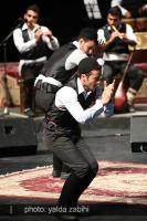 گزارشی از اجرای شاد گروه «سازینه» در تئاتر شهر