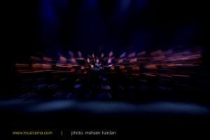 گزارش تصویری از اجرای دیدنی گروه نامیرا - 2
