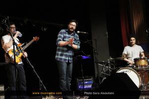 کنسرت کوارتت کاسته - 10 اردیبهشت 1395