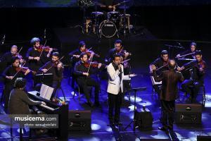 کنسرت محمد معتمدی - 1 آذر 1398