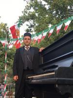 بازسازی اولین کنسرت ایران در کاخ گلستان - 28 خرداد 1395