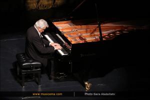 رسیتال پیانو رافائل میناسکانیان  - بهمن 1394 (جشنواره موسیقی فجر)
