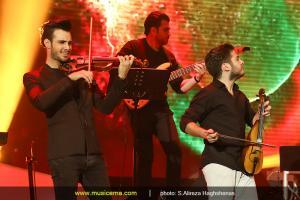 کنسرت شهرام شکوهی - بهمن 1394