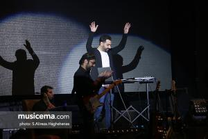 کنسرت محمد علیزاده در تهران - آذر 1397