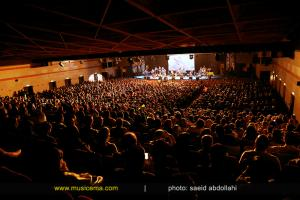 کنسرت علی لهراسبی - اردیبهشت 1394