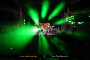 کنسرت ارکستر آرس نوا - دی 1394