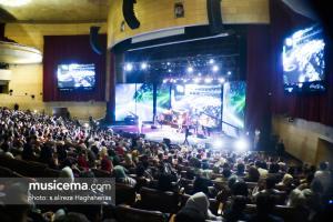 کنسرت علی لهراسبی - 5 تیر 1396