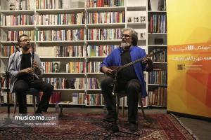 اجرای علی بوستان و سیامک جهانگیری در شبهای موسیقی فرشته - 1 مرداد 98
