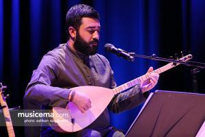 کنسرت علی قمصری در استانبول - دی 1397