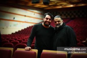 کنسرت علیرضا عصار - 5، 6، 7 و 8 بهمن 1395