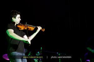 کنسرت محمد علیزاده در کیش - نوروز 1393