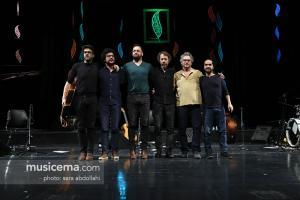 کنسرت آنتونیو زومباخو در جشنواره موسیقی فجر - 29 دی 1395