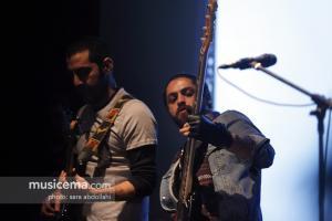 کنسرت اشکان خطیبی (Rock The Pen) - 20 آذر 1395