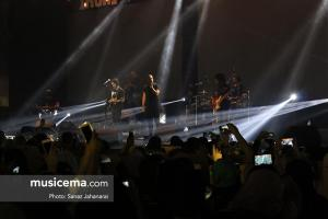 کنسرت اشوان - 24 شهریور 1395