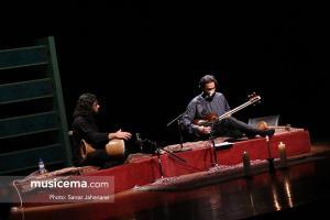 کنسرت آیان - بداهه نوازی پویان بیگلر و پژمان حدادی - 5 شهریور 1395