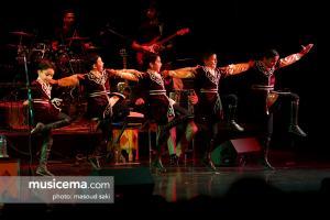 کنسرت موسیقی آذری آیهان - 1 شهریور 1395