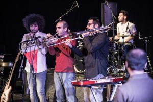 کنسرت گروه بمرانی - 9 و 10 فروردین 1396