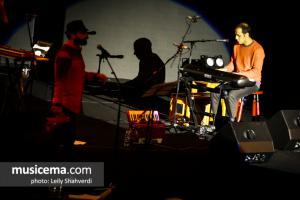 کنسرت گروه بمرانی - 4 دی 1397