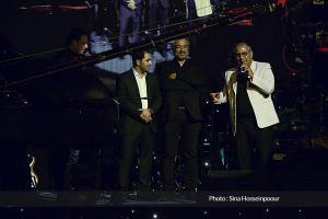 کنسرت «دامون نوردین» در نیشابور