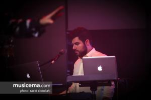 کنسرت محمدرضا گلزار - 8 شهریور 1396