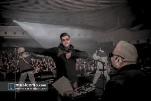 کنسرت شهاب مظفری - آذر 1398