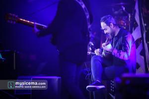 کنسرت گروه ایوان در تهران - 12 آذر 1398