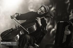 کنسرت یوگنی گرینکو در تهران - 27 تیر 1398