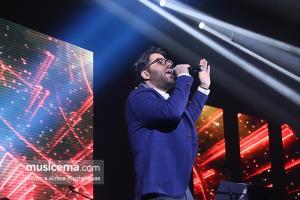 کنسرت حامد همایون در جشنواره موسیقی فجر - 27 دی 1395