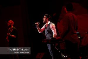 کنسرت حامد همایون - تیر 1396