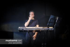کنسرت حمید عسکری در تهران - 10 بهمن 1397