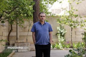 گفت و گو با حمزه یگانه و امیر دارابی در دفتر سایت «موسیقی ما» - اردیبهشت 1396