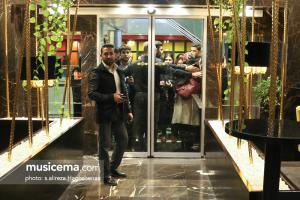 اکران خصوصی سلام بمبئی در پردیس سینمایی کورش - 21 آذر 1395