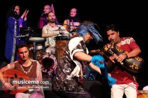 کنسرت گروه هیرون - 19 شهریور 1396