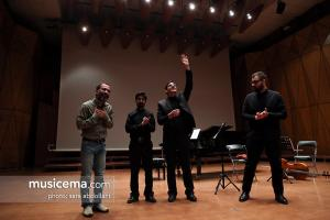 کنسرت هوشیار خیام و بابک کوهستانی - 24 اسفند 1396